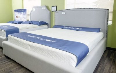 How Do Materials in Foam and Latex Mattresses Affect Your Sleep Quality?