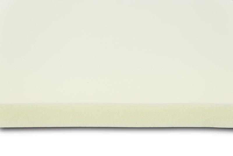 PolyTec 1.75 Inch Flat Mattress Topper