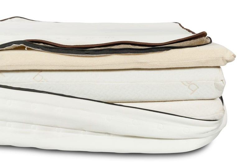Bamboo mattress cover