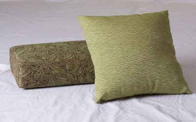 Decorating Your Bedroom: Custom Upholstered Cushions v Store Bought Cushions