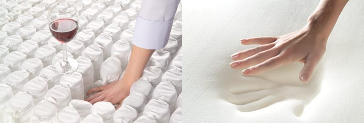 Get a better and healthier sleep by changing to a no motion transfer mattress