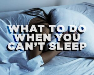 Solutions for your Sleepless Nights
